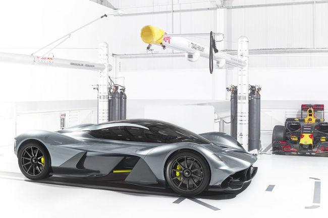 Aston Martin AM-RB 001 : appelez-la Valkyrie