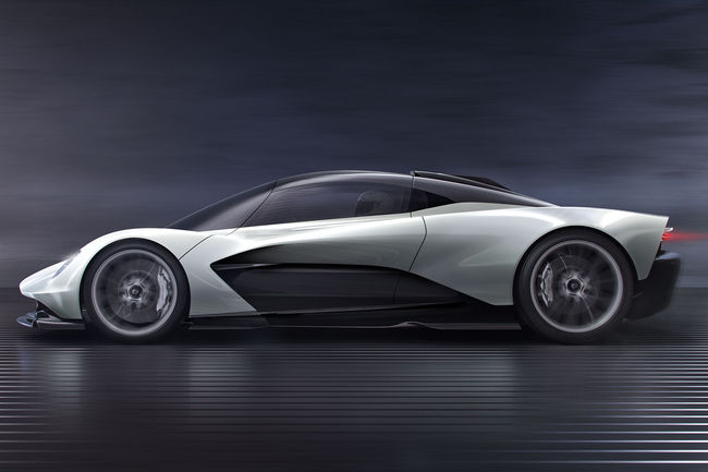 Aston Martin AM-RB 003 : appelez-la Valhalla