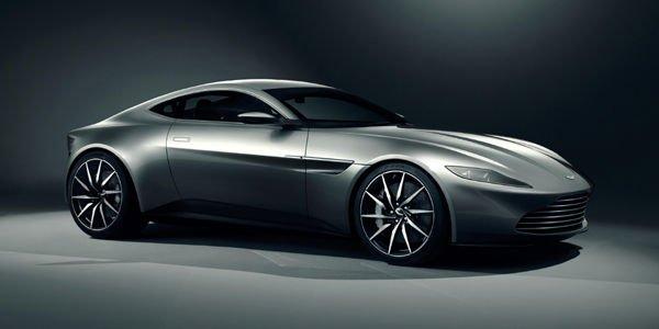 Aston Martin annonce l'arrivée de la DB11
