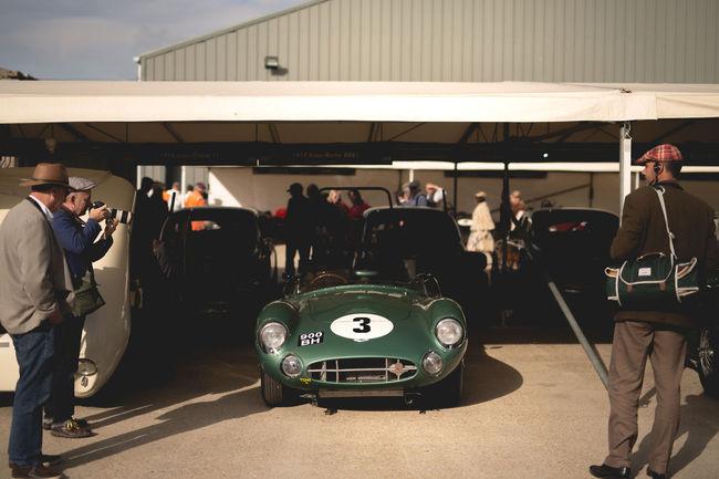 Célébrations en vue pour Aston Martin au Goodwood Revival