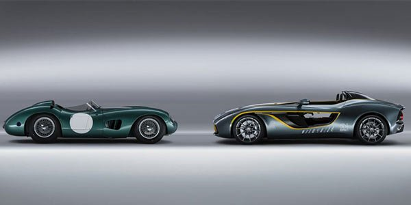 Aston Martin CC100 : bon anniversaire !