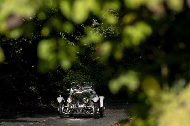 Retour en piste pour une Aston Martin de 1923