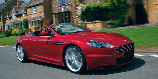 Livre : Aston Martin, coupés & cabriolets