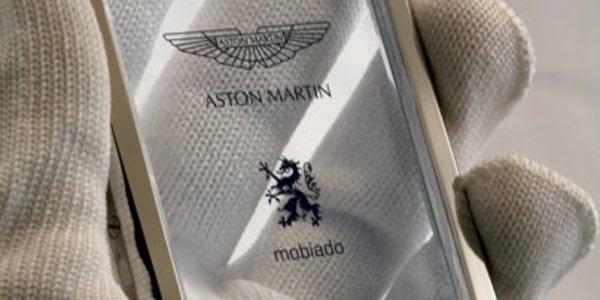 Aston Martin CPT002 : 3 mn de techno