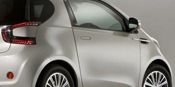 Aston Martin Cygnet, premières images