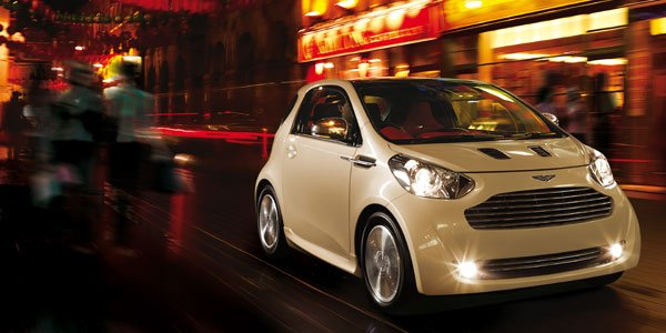 L'Aston Cygnet officiellement lancée