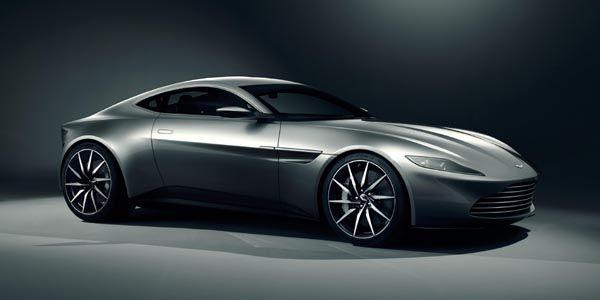 Spectre : l'Aston Martin DB10 entre en scène