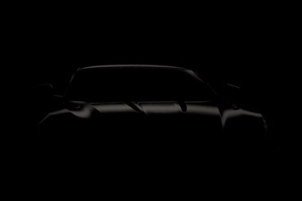 Un teaser pour l'Aston Martin DB11