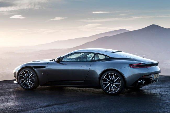 L'Aston Martin DB11 est entrée en production