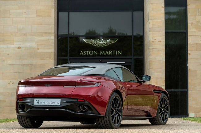 One-off Aston Martin DB11 Henley Regatta
