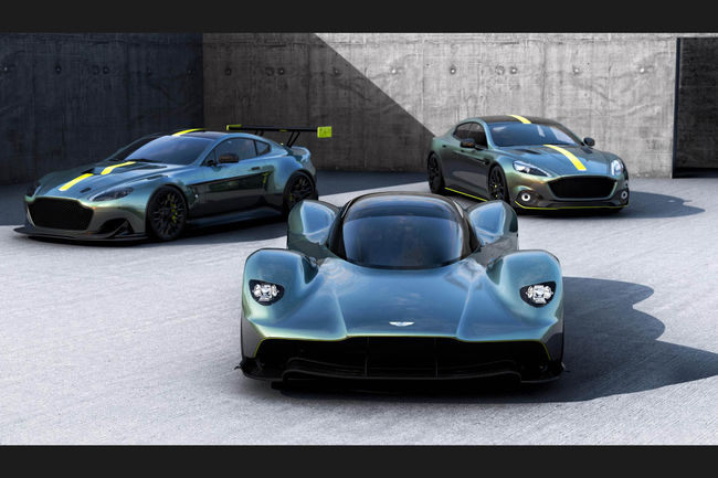 Une Aston Martin DB11 AMR en approche ?