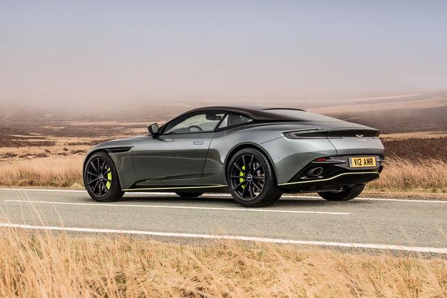 Nouvelle Aston Martin DB11 AMR
