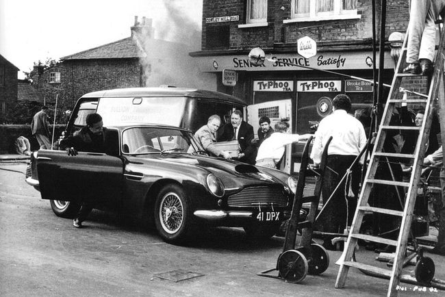 RM Sotheby's : Aston Martin DB4GT ex-Peter Sellers