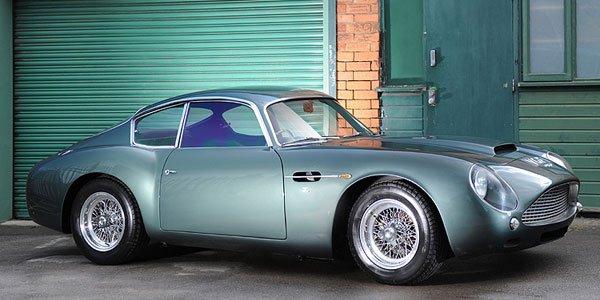 Bonhams : Aston Martin DB4 GT Zagato