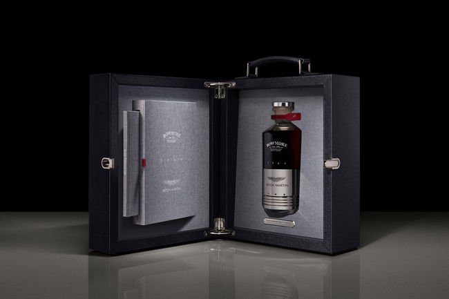 Luxe : whisky Black Bowmore DB5 1964