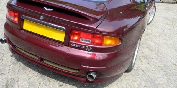 Une Aston Martin DB7 V8 à vendre