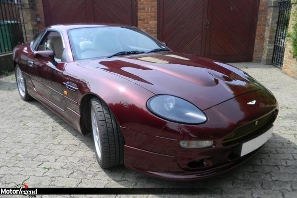 une aston martin db7 v8 vendre actualit automobile motorlegend. Black Bedroom Furniture Sets. Home Design Ideas