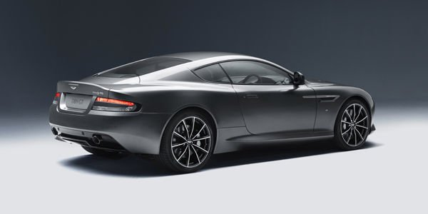 L'Aston Martin DB9 GT dévoilée à Goodwood