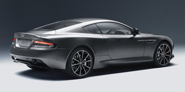 L'Aston Martin DB9 GT à Pebble Beach