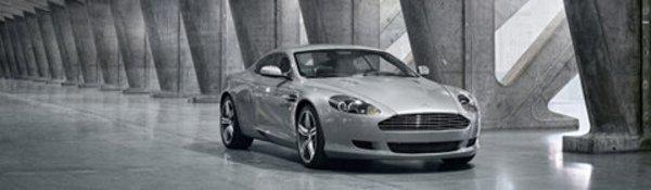 Une sono B&O pour l'Aston Martin DB9