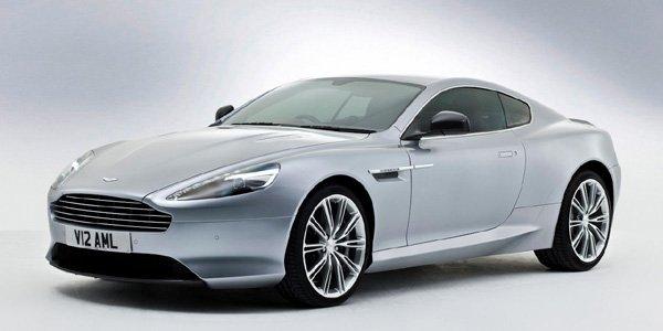 Aston Martin dévoile la nouvelle DB9