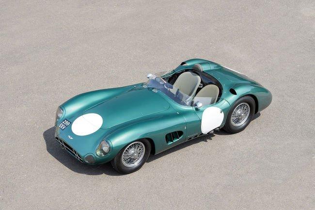 RM Sotheby's : vente record pour une Aston Martin DBR1