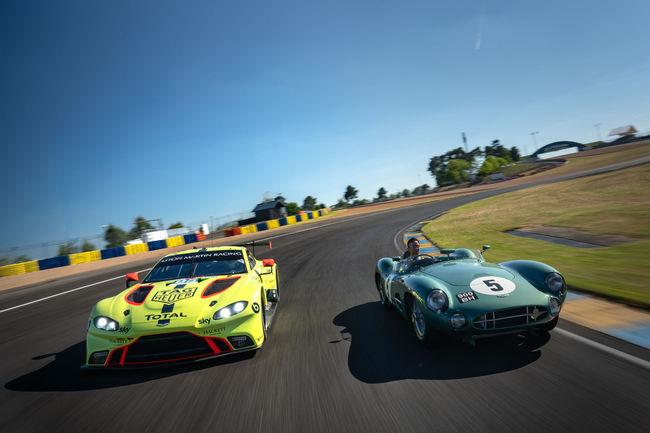 Le Mans : Aston Martin revient sur sa victoire de 1959