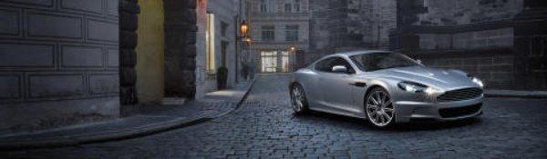 Bang & Olufsen pour l'Aston Martin DBS