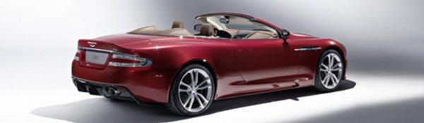 DBS Volante : la surprise Aston à Genève