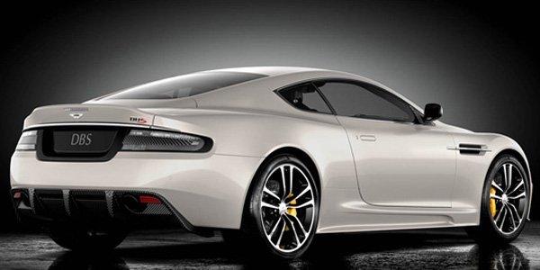 L'Aston Martin DBS tire sa révérence