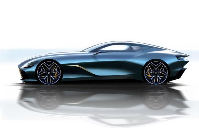Aston Martin DBS GT Zagato : premières images