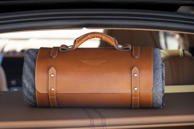 Nouvelle gamme d'accessoires pour l'Aston Martin DBX