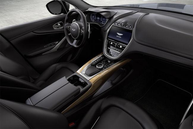 Configurez votre Aston Martin DBX