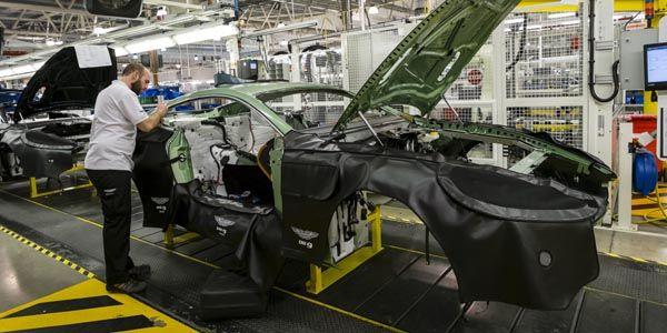 Aston Martin en quête de fonds pour étendre sa gamme