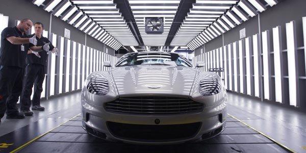 Aston Martin et Mercedes-AMG partenaires