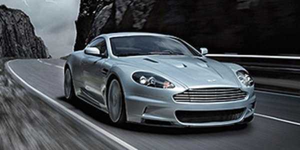 Aston Martin et l'application iPhone