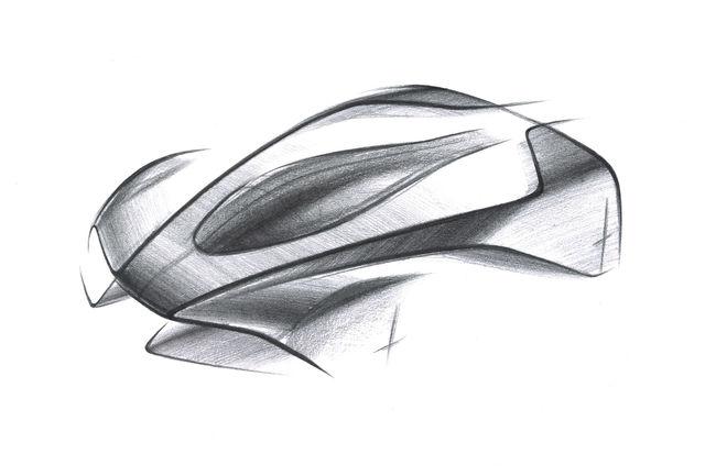 Aston Martin : un teaser pour l'Hypercar 003