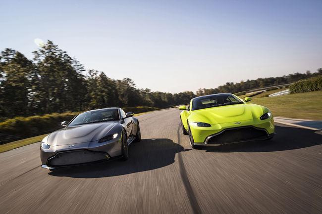 Aston Martin renforce sa position en Chine