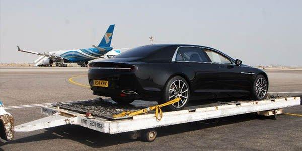 Aston Martin Lagonda : premières images