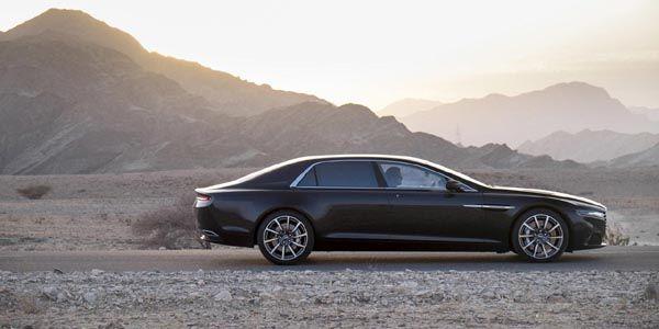 Aston Martin Lagonda : appelez-la Taraf