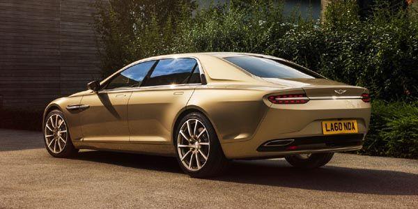 L'Aston Martin Lagonda Taraf s'ouvre au monde