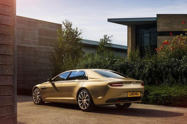 Aston Martin : le retour de Lagonda ?