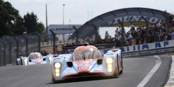 Aston Martin confirme ses pilotes au Mans