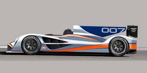 Trouvez un nom à l'Aston Martin LMP1