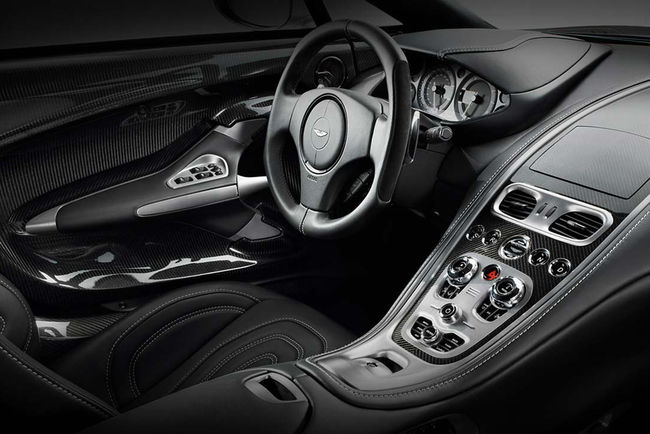 RM Sotheby's : Aston Martin One-77