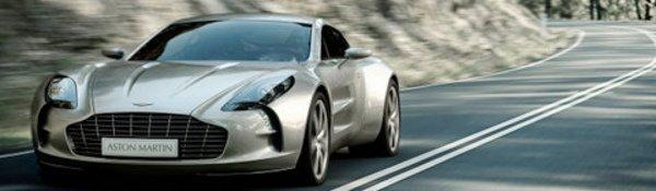 Aston Martin One-77 : détails techniques