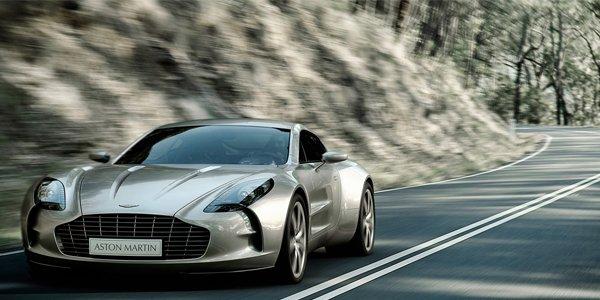Vidéo Aston Martin One-77