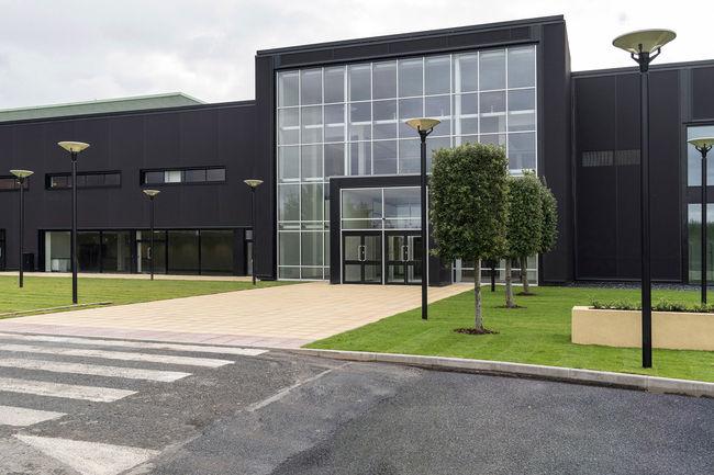 Aston Martin : Phase II atteinte à St Athan