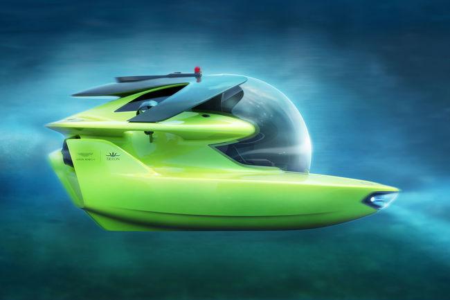 Aston Martin : design définitif pour le Project Neptune