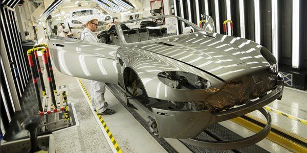 Vers un rachat d'Aston Martin par Daimler ?
